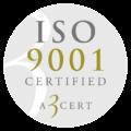 A3CERT_ISO 9001
